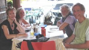 Best taverna in Corfu