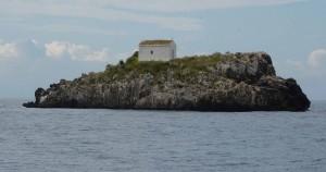 Chapel on a rock