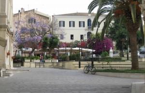 Lost in Corfu