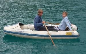 Bill rowing again