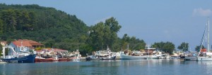 Petriti fishing fleet