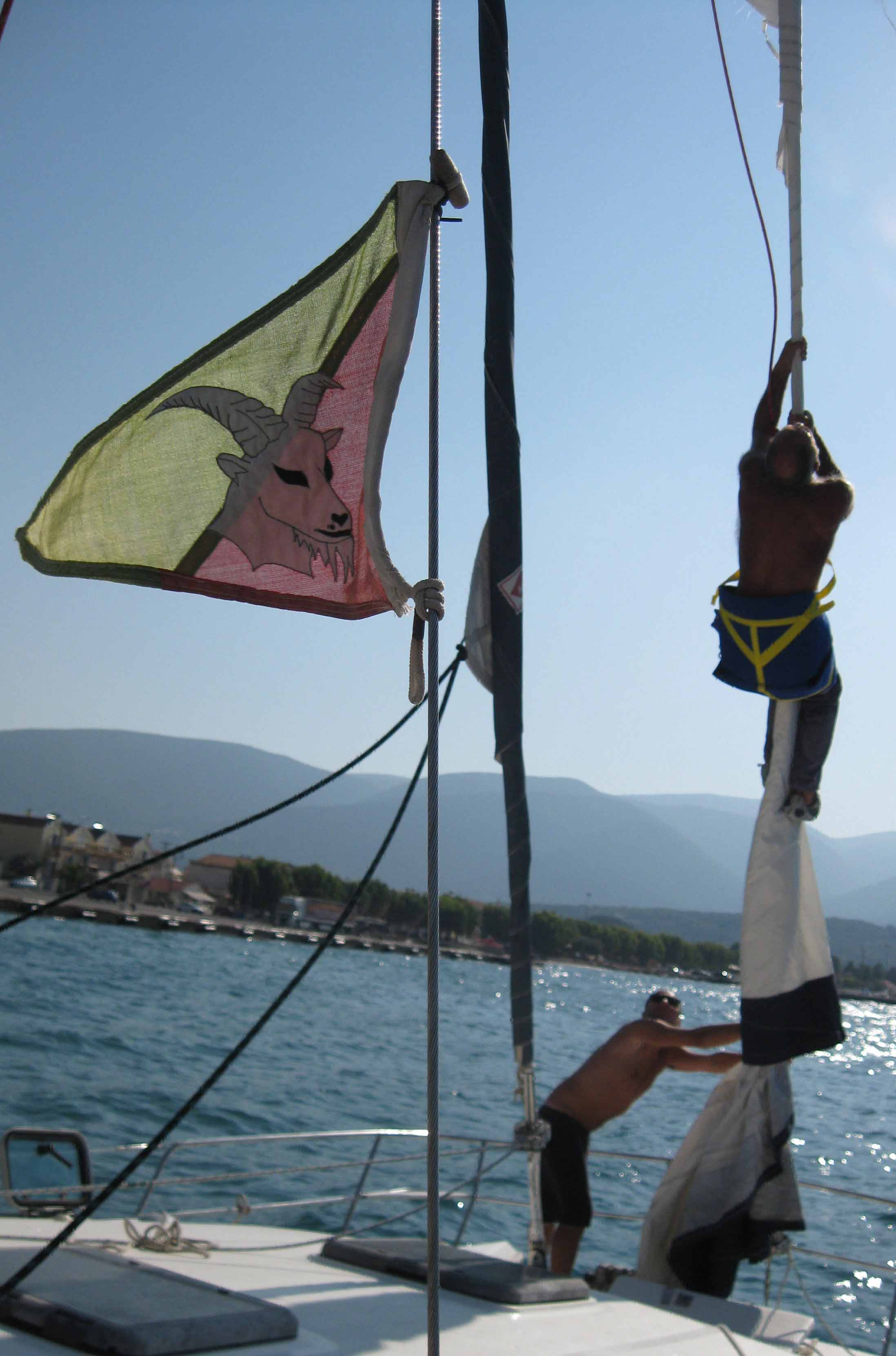 2010 Greek Sailing Adventure – August