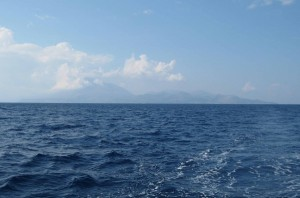 Leaving Cephalonia