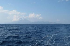 Leaving Cephalonia