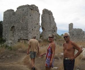 Ruined Monastry