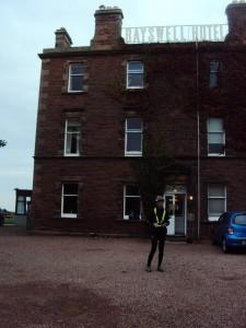 A luxury hotel in Dunbar