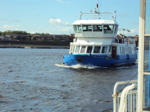 Ferry across the Tyne