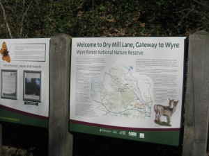 Wyre Nature Reserve